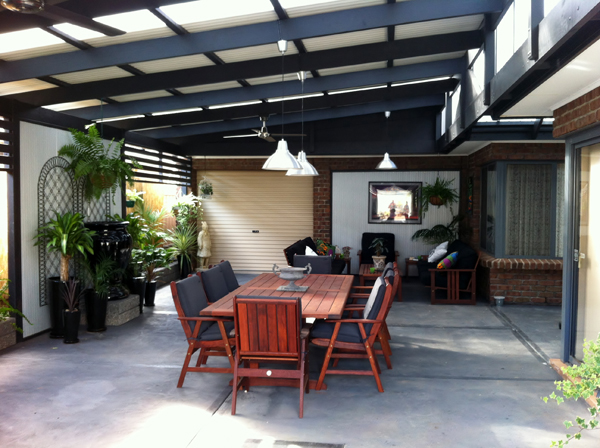 Outdoor living by Outside Concepts Marion