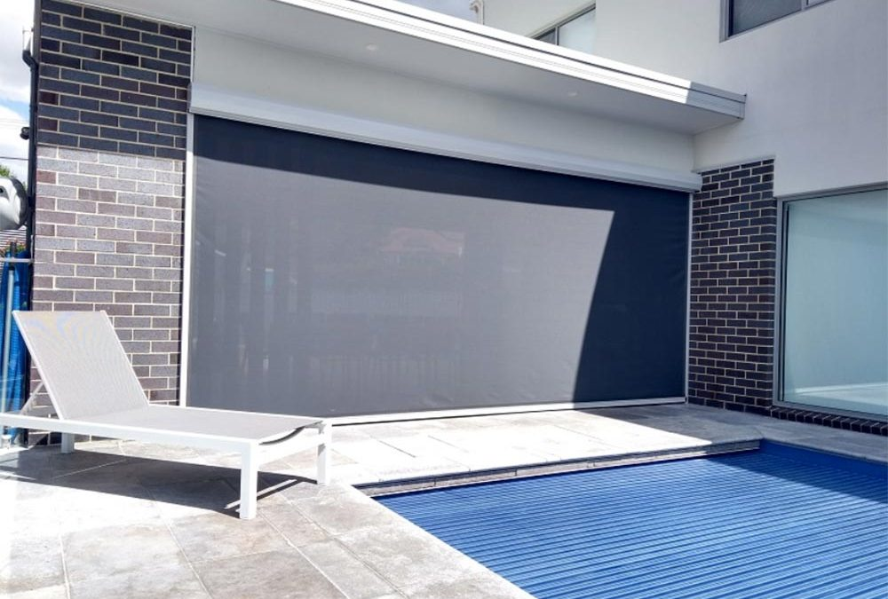 Outdoor living and blinds a lockdown imperative in Canberra